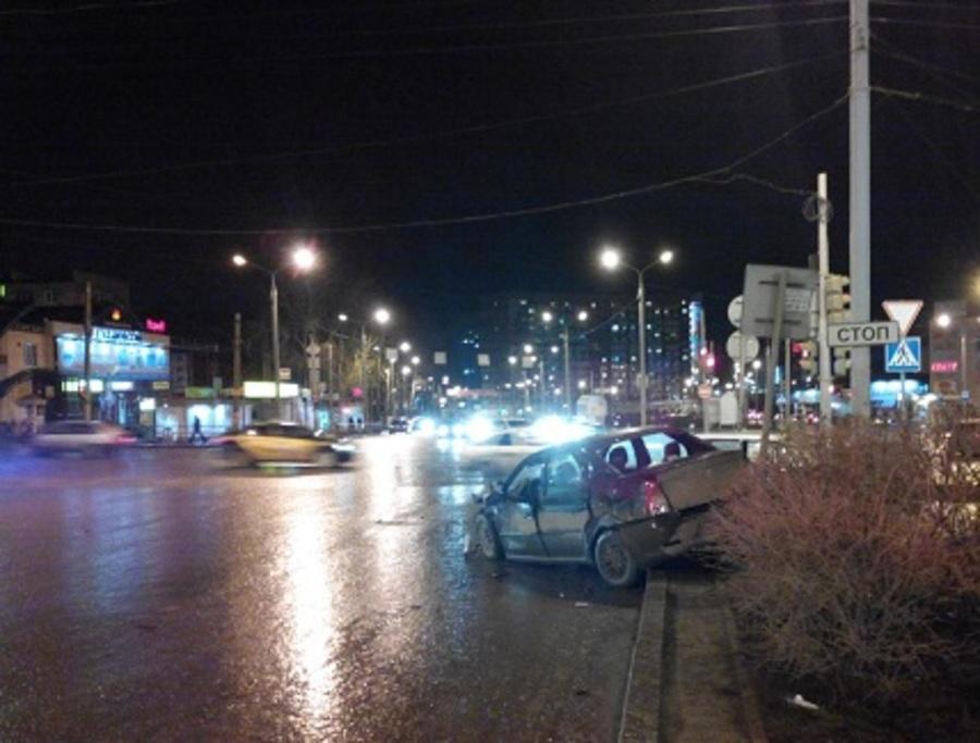В Перми в автоаварии травмированы пять человек