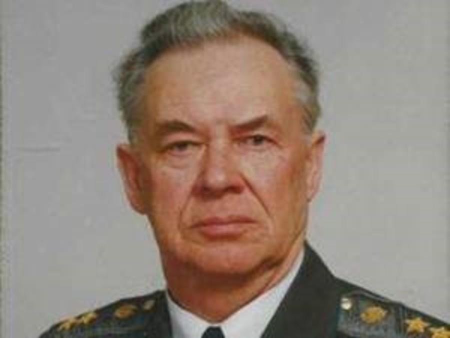 Ушел из жизни Николай Шерстобитов