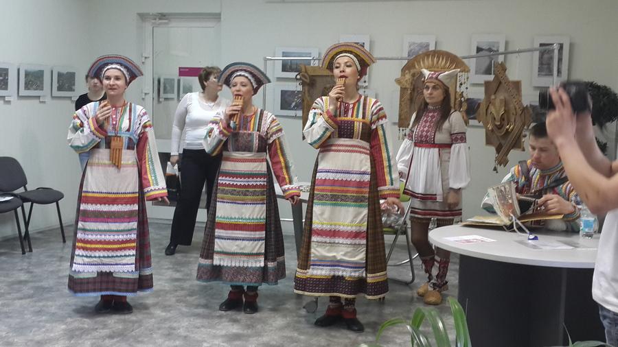В Перми чествовали хранительницу истории Коми-округа - фото 1