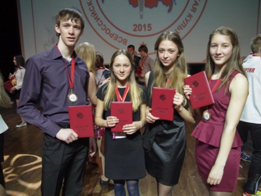 Пермские школьники завоевали награды Всероссийской олимпиады.