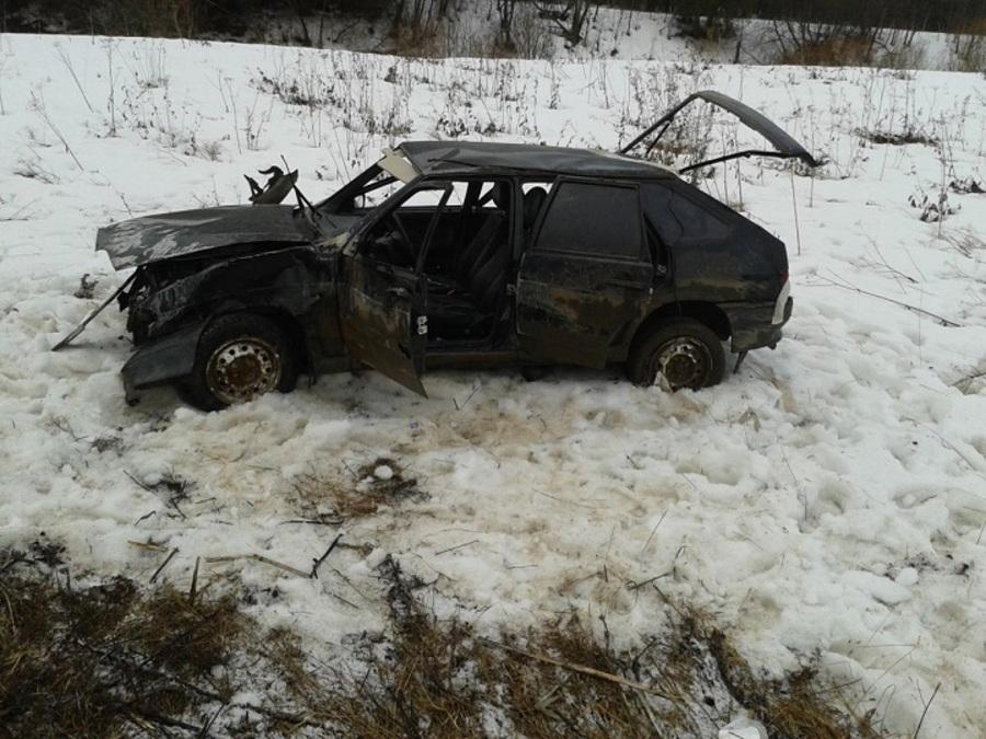 В Сивинском районе погиб водитель ВАЗа - фото 1