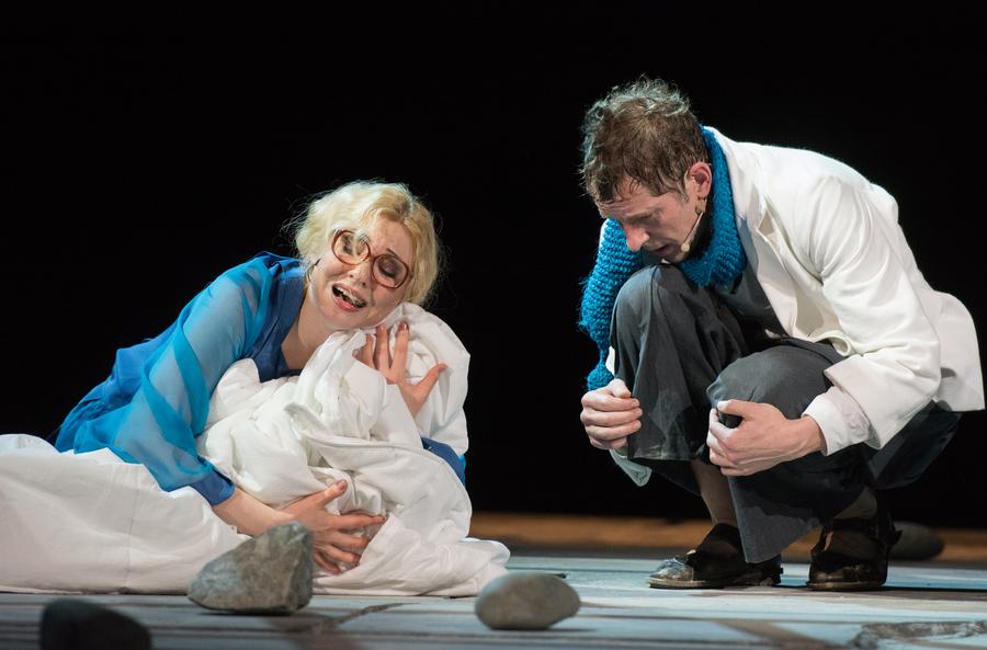 В Пермском Театре-Театре наконец показали драму