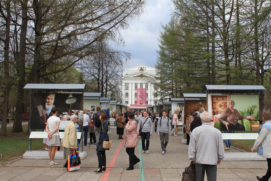Пермяки вернулись к временам, когда Пермь называлась Молотов