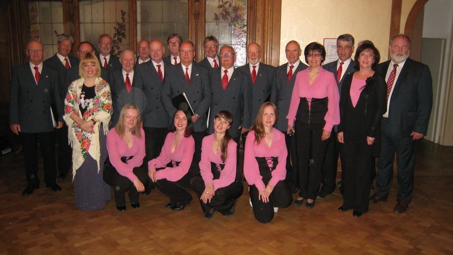 Пермский хор вернулся из поездки в Вену - фото 1