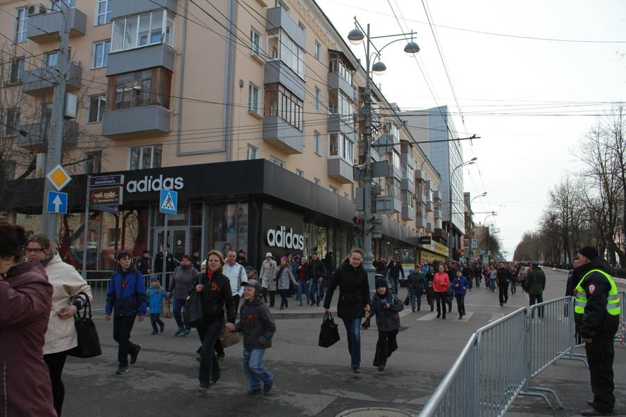 В Перми состоялся Парад Победы - фото 1