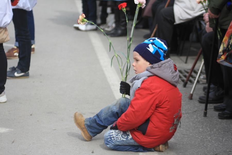 В Перми состоялся Парад Победы - фото 47