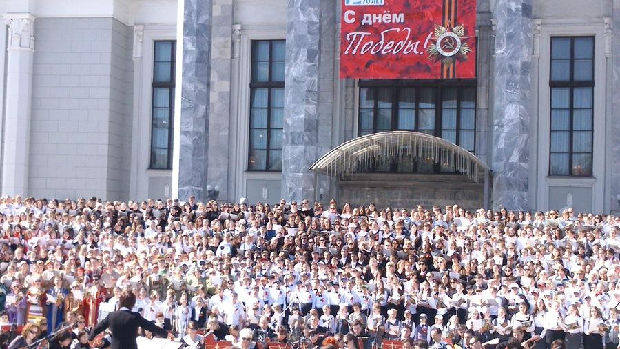В Перми прозвучала «Музыка Победы»