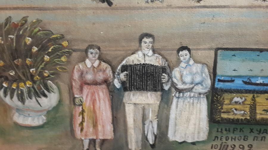 В Перми представили работы последнего романтика Страны Советов