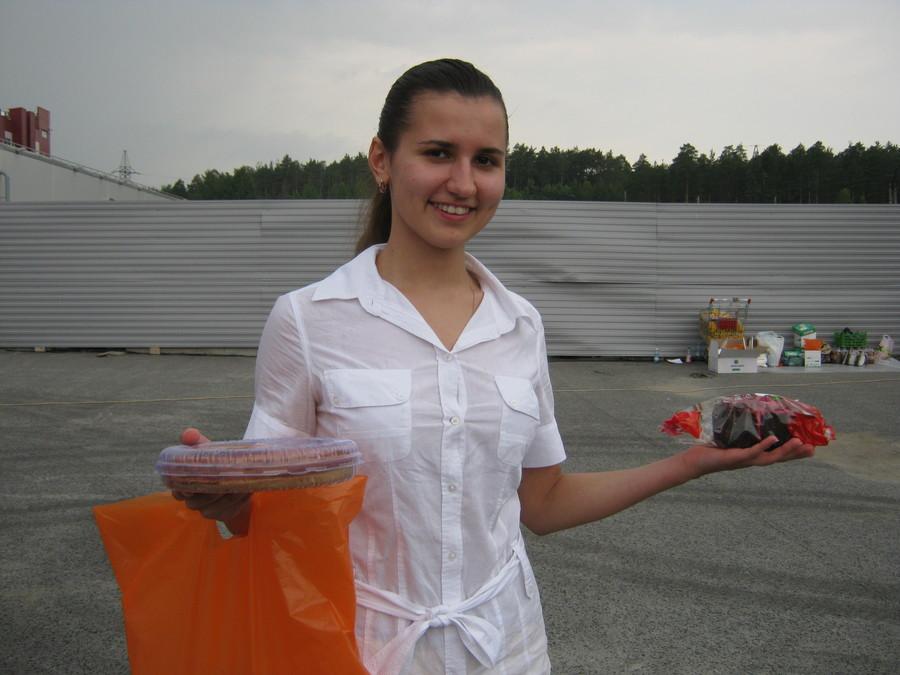На фестивале окрошки в Перми определили, кто лучше чистит яйца - фото 1