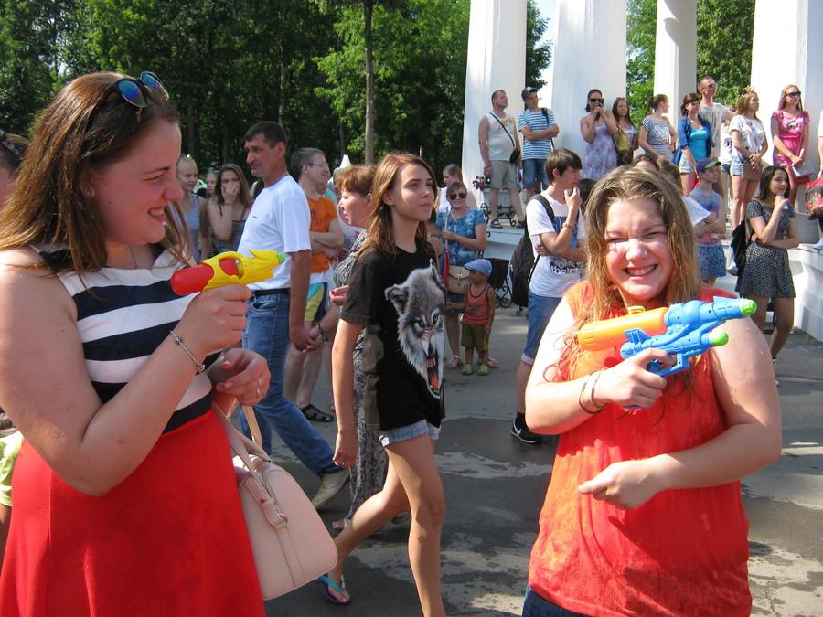 Сегодня в Перми можно было стрелять в кого угодно и не бояться - фото 1