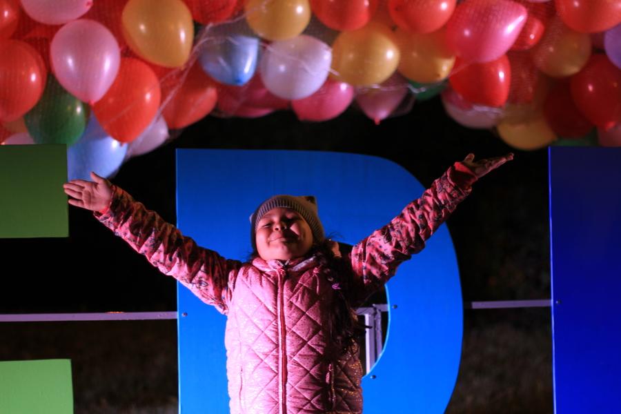 День рождения города пермяки начали отмечать в полночь - фото 1