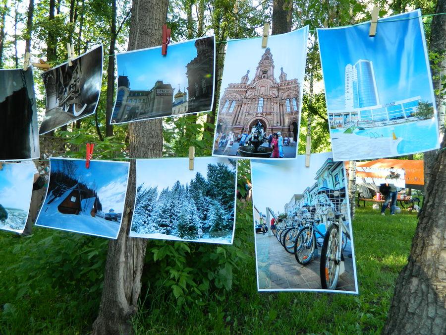 В Перми сегодня сушили фотографии - фото 2