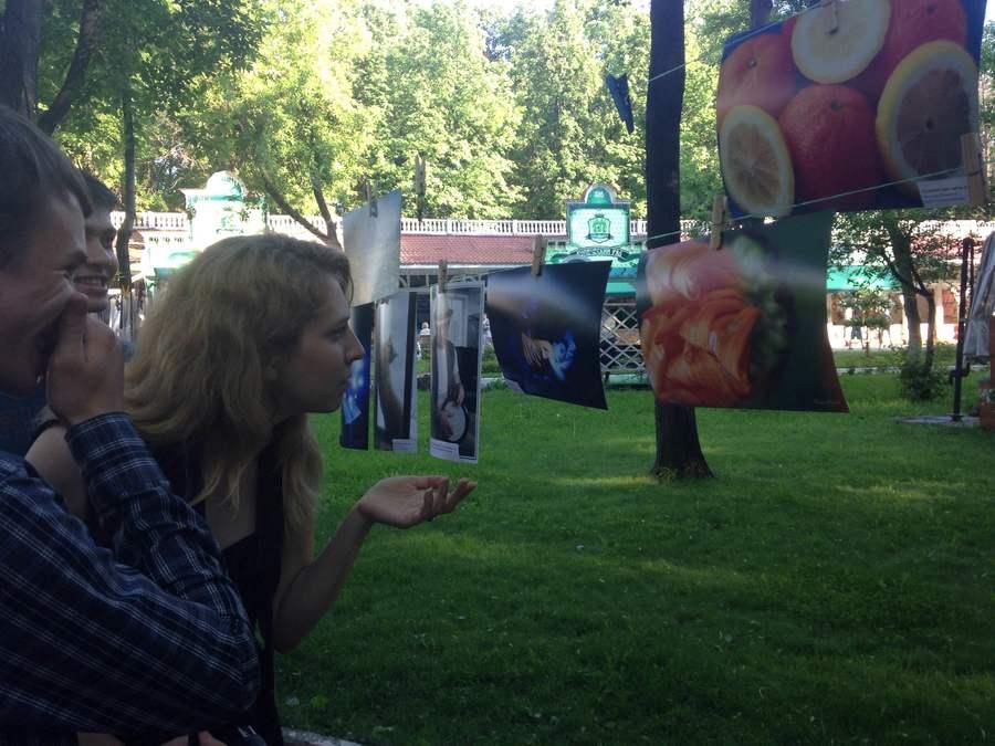 В Перми сегодня сушили фотографии - фото 10