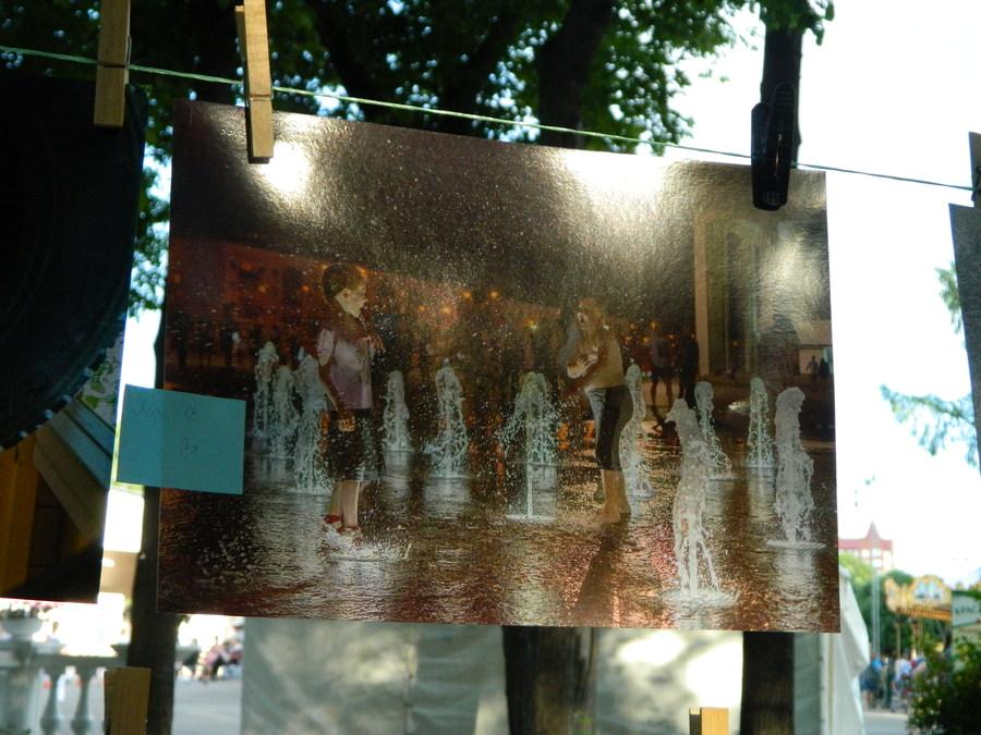В Перми сегодня сушили фотографии - фото 16