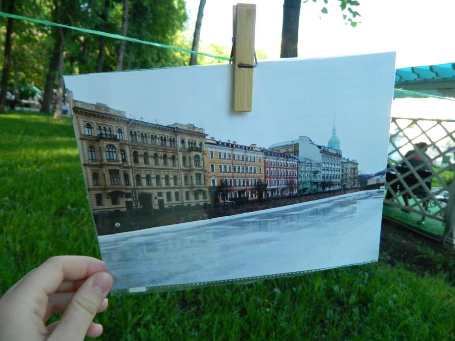В Перми сегодня сушили фотографии - фото 17