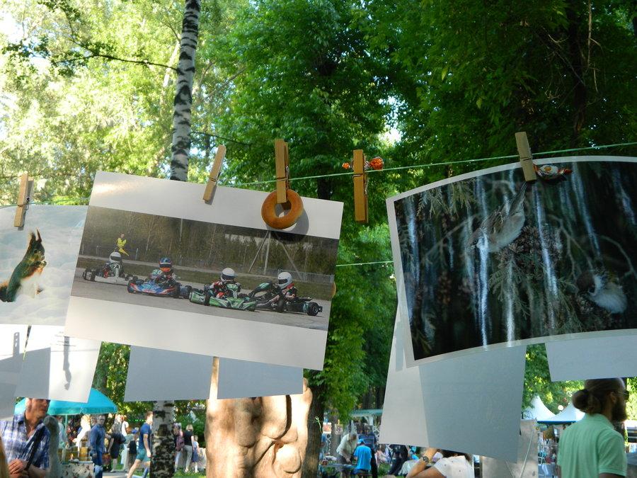 В Перми сегодня сушили фотографии - фото 26