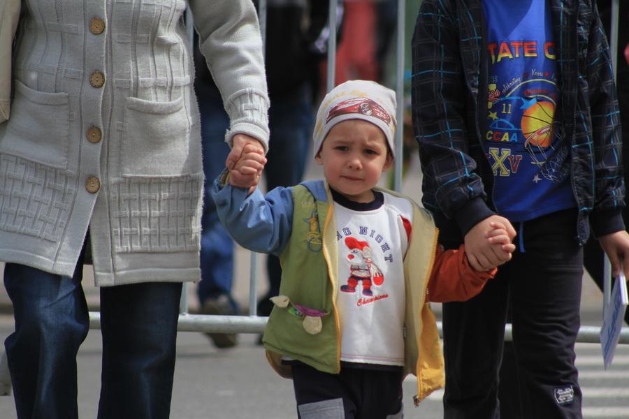 Пермский карнавал одолел три квартала за час - фото 1