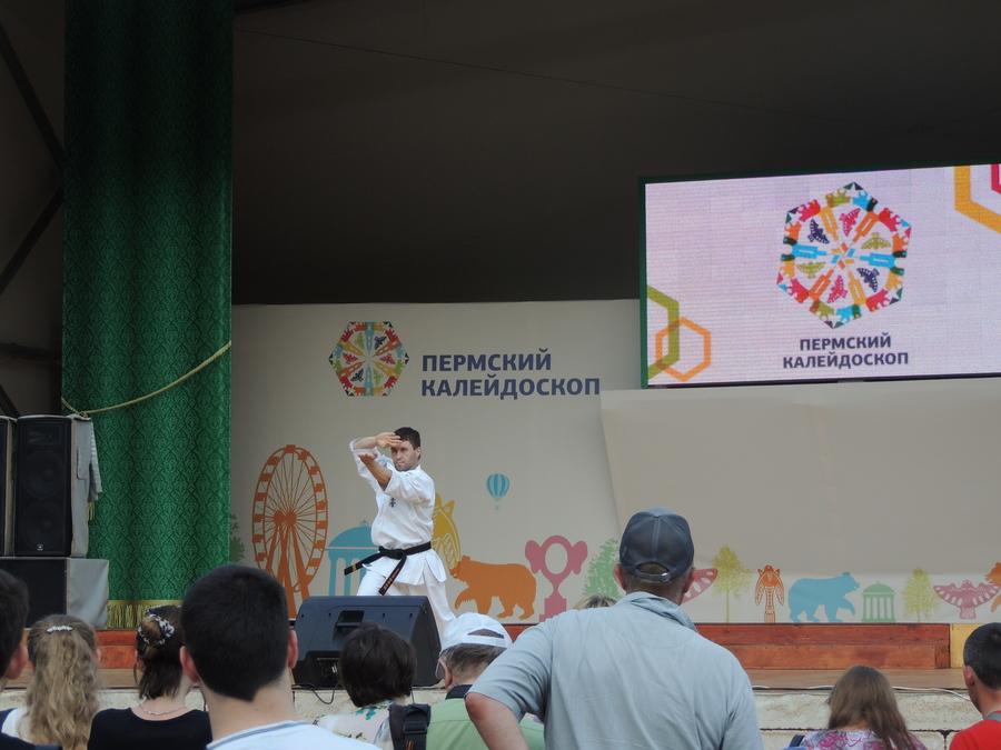 В Перми прошло открытие «Пермского калейдоскопа» - фото 21