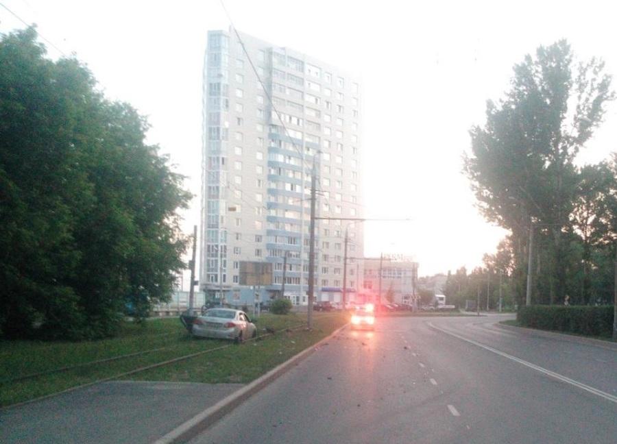 В Перми в ДТП пострадали четыре человека