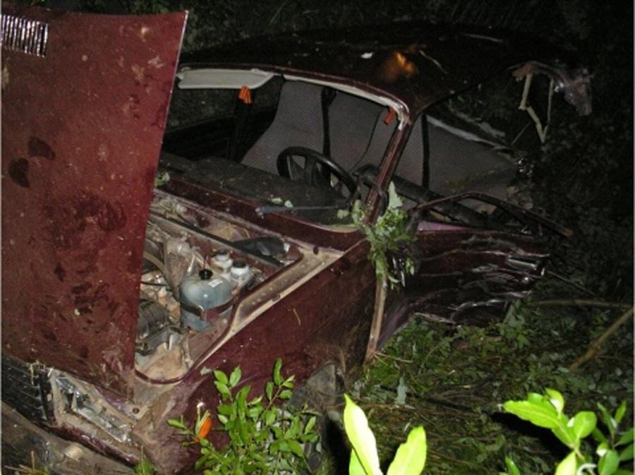 В Осинском районе «семерка» въехала в трактор, один человек погиб, двое ранены - фото 1