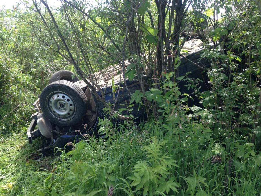 В Пермском районе в ДТП погиб водитель Ниссана - фото 1