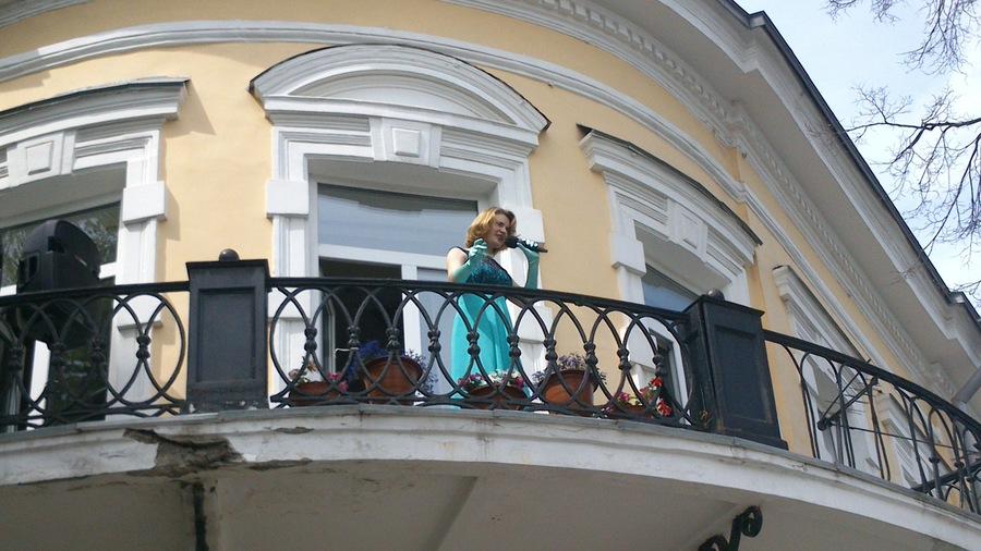 В Перми открылся «Музыкальный балкон»