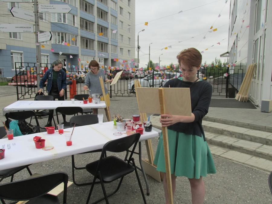 В Перми прошла акция «Коллективное обращение» - фото 3
