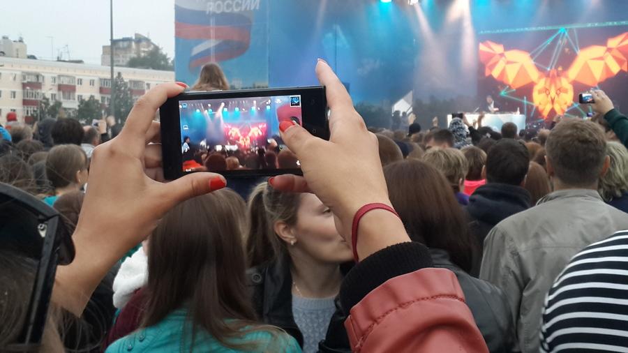 В Перми выступил ди-джей Smash - фото 1