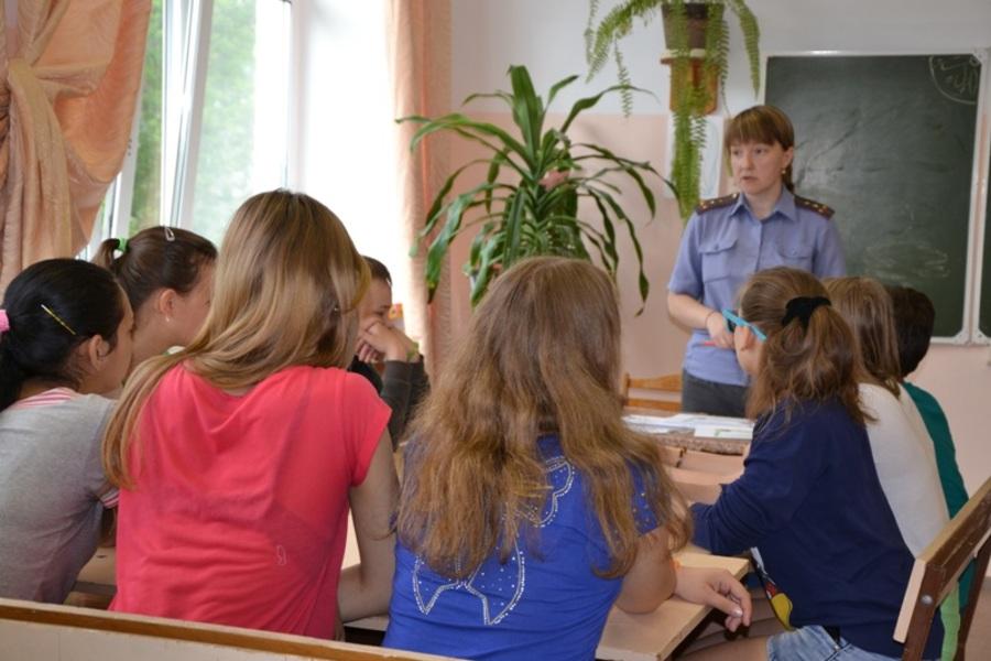 Кунгурские дети изучили нарушения права со стороны героев сказок - фото 1