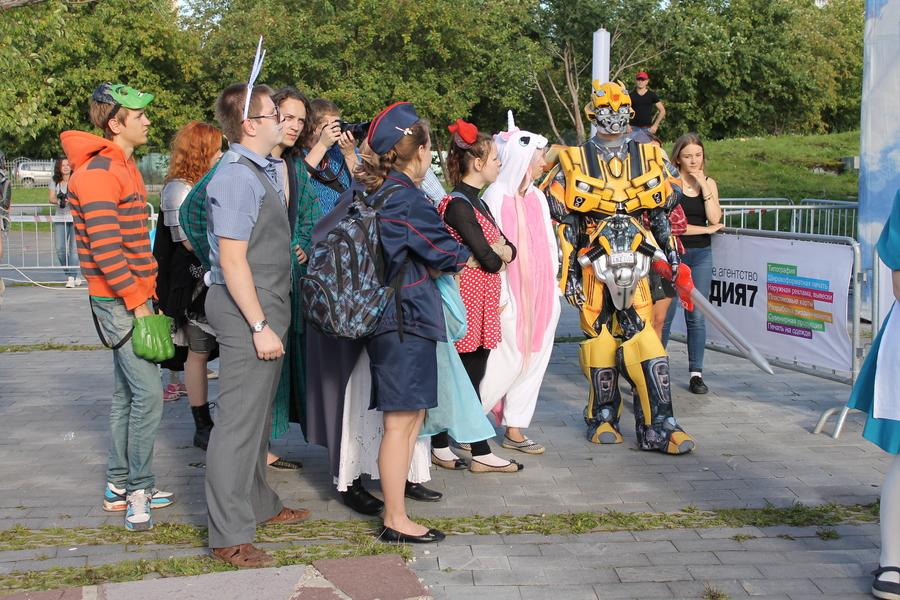 В Перми прошел парад супергероев