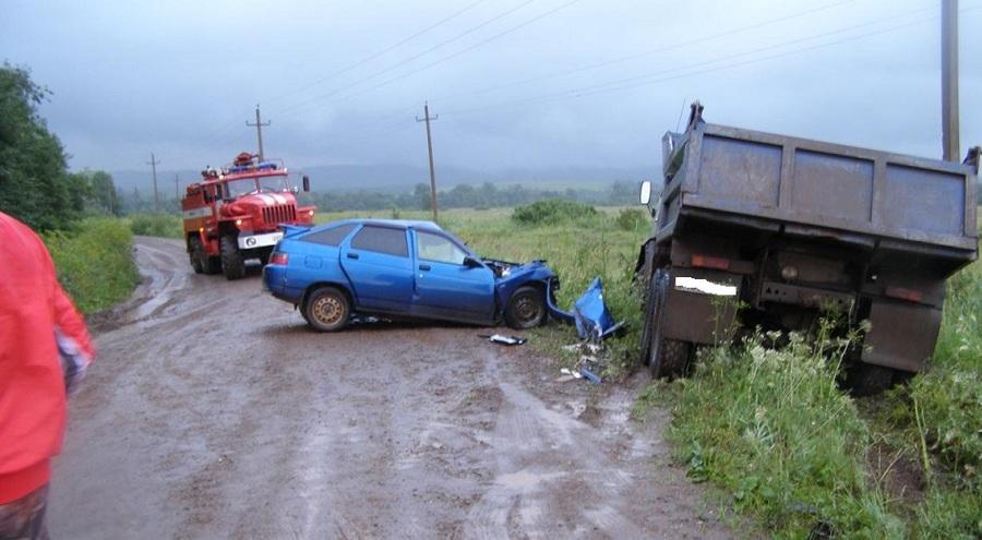 В Пермском крае за один вечер в автоавариях погибли 5 человек