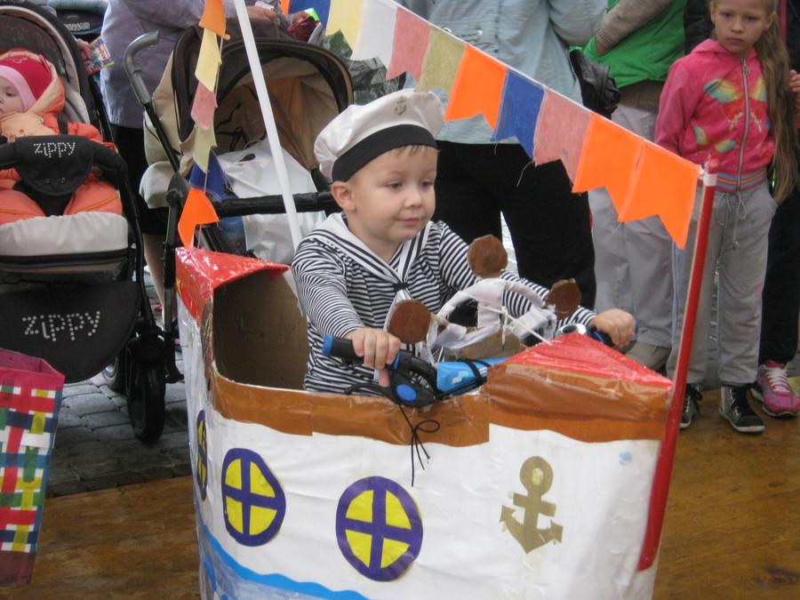 В Перми прошел парад колясок