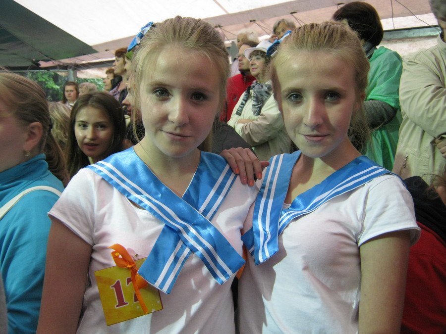 В Перми прошел фестиваль близнецов