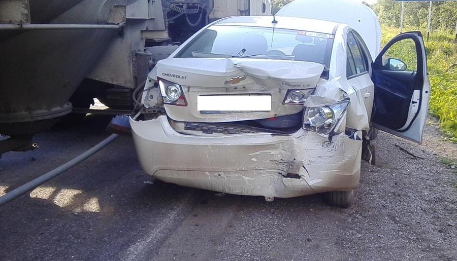 В Горнозаводском районе в ДТП погибли два человека