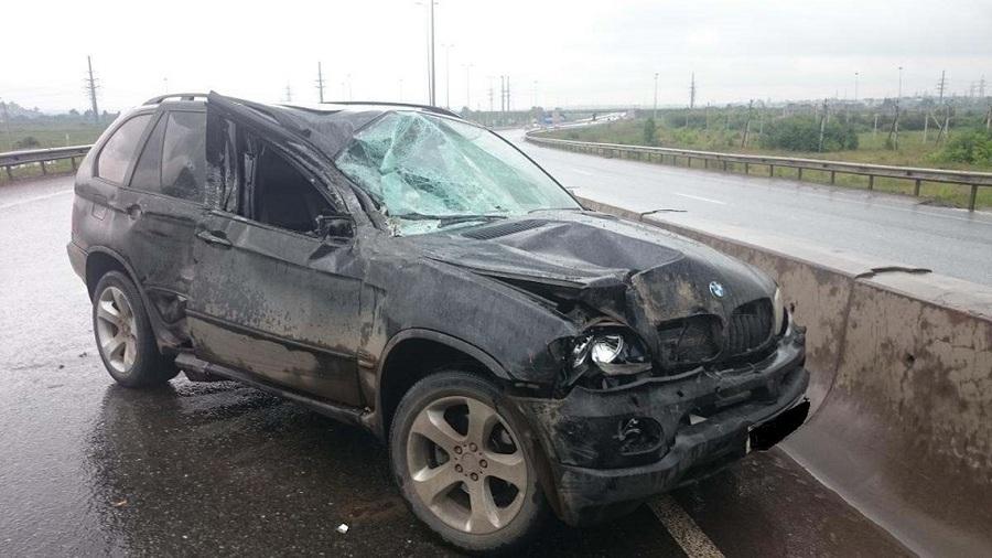 За сутки в Перми в ДТП пострадали два ребенка и женщина