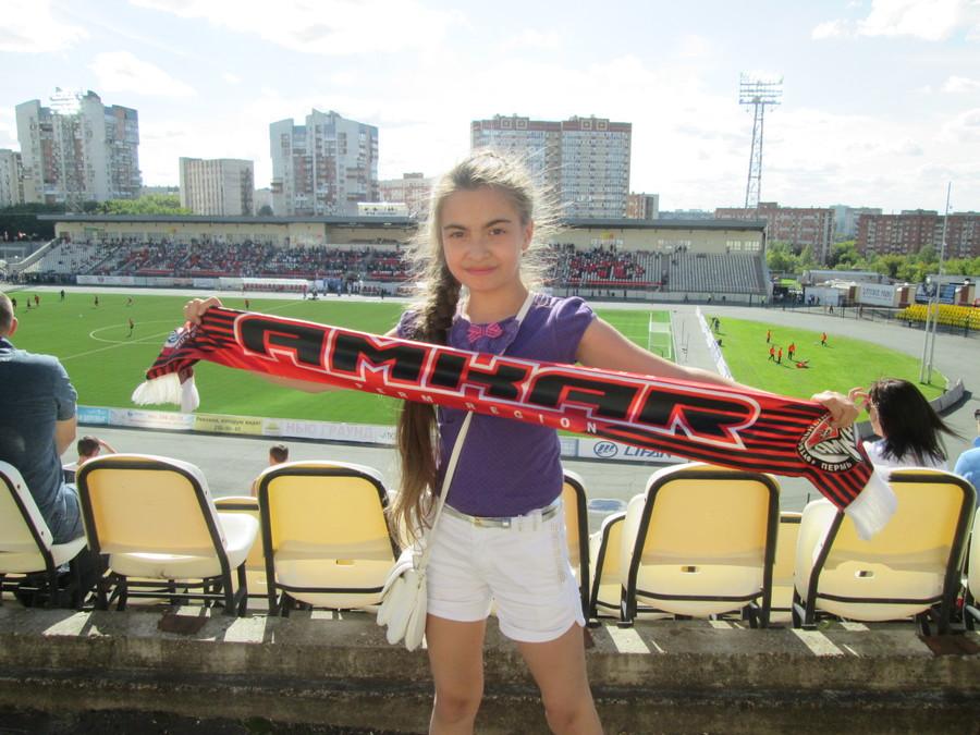 «Амкар» одержал первую домашнюю победу в новом сезоне - фото 1