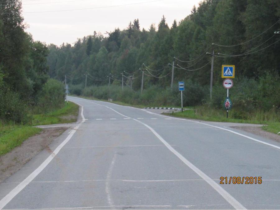 В Пермском крае мотоциклист врезался в Газель и погиб