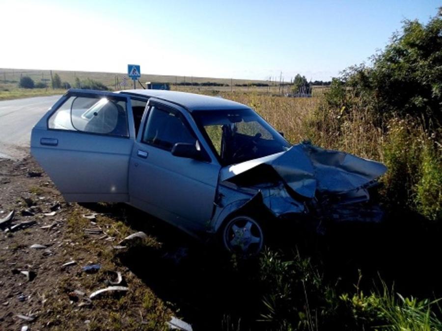В Пермском крае пять человек травмированы из-за несоблюдения одного пункта ПДД - фото 1