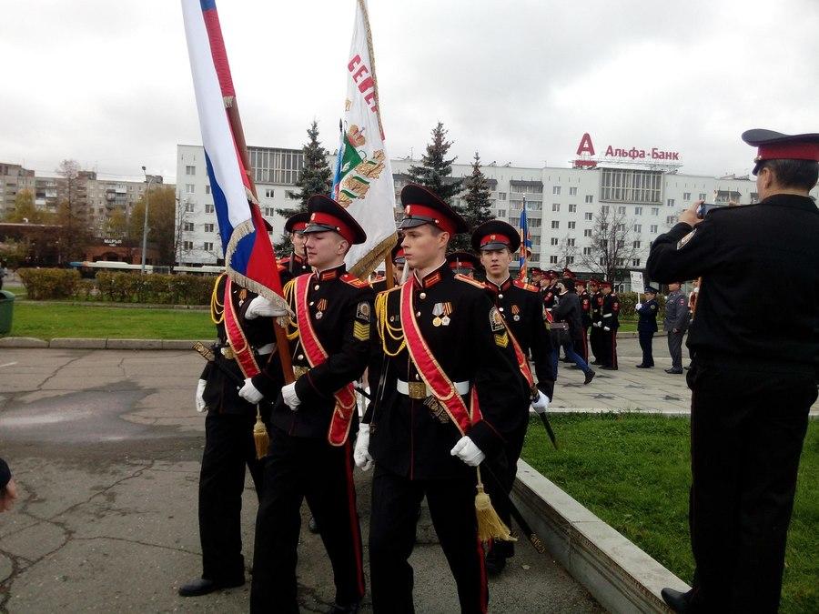 В Перми открылся всероссийский фестиваль «Виват, кадет!» - фото 4