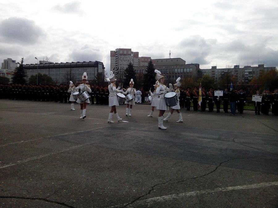 В Перми открылся всероссийский фестиваль «Виват, кадет!» - фото 5