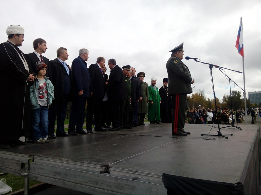 В Перми открылся всероссийский фестиваль «Виват, кадет!» - фото 8