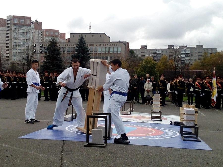 В Перми открылся всероссийский фестиваль «Виват, кадет!» - фото 9