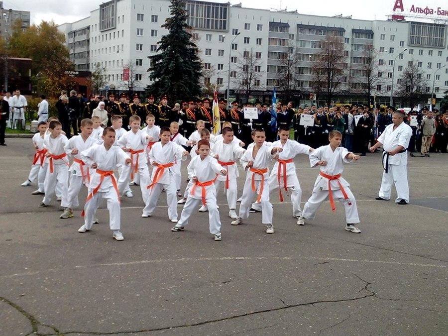 В Перми открылся всероссийский фестиваль «Виват, кадет!» - фото 10