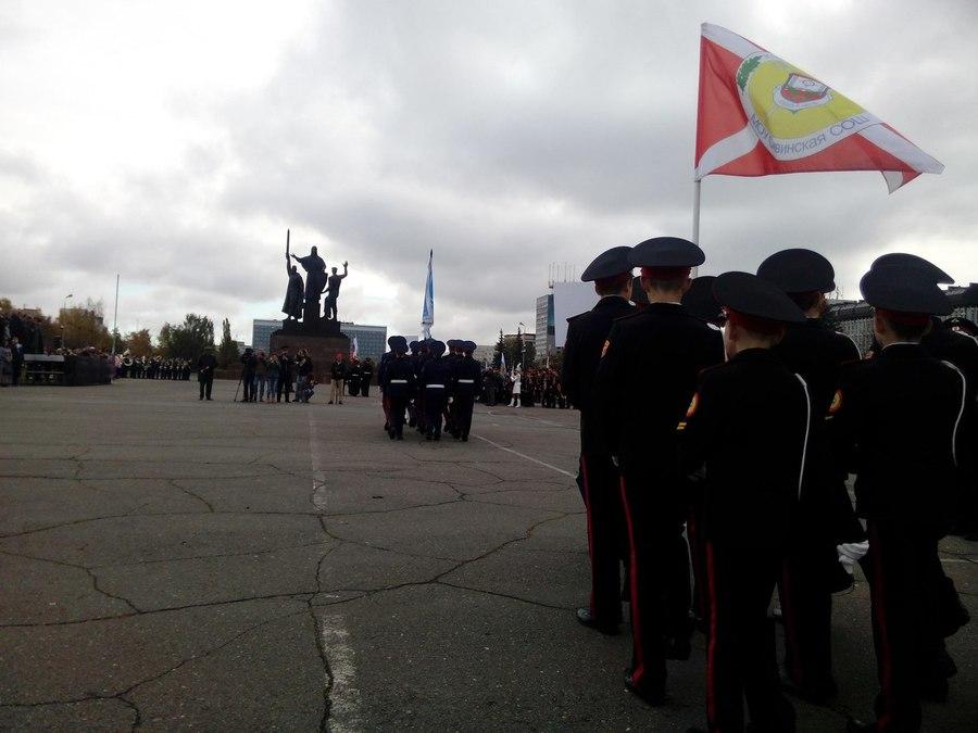 В Перми открылся всероссийский фестиваль «Виват, кадет!» - фото 11