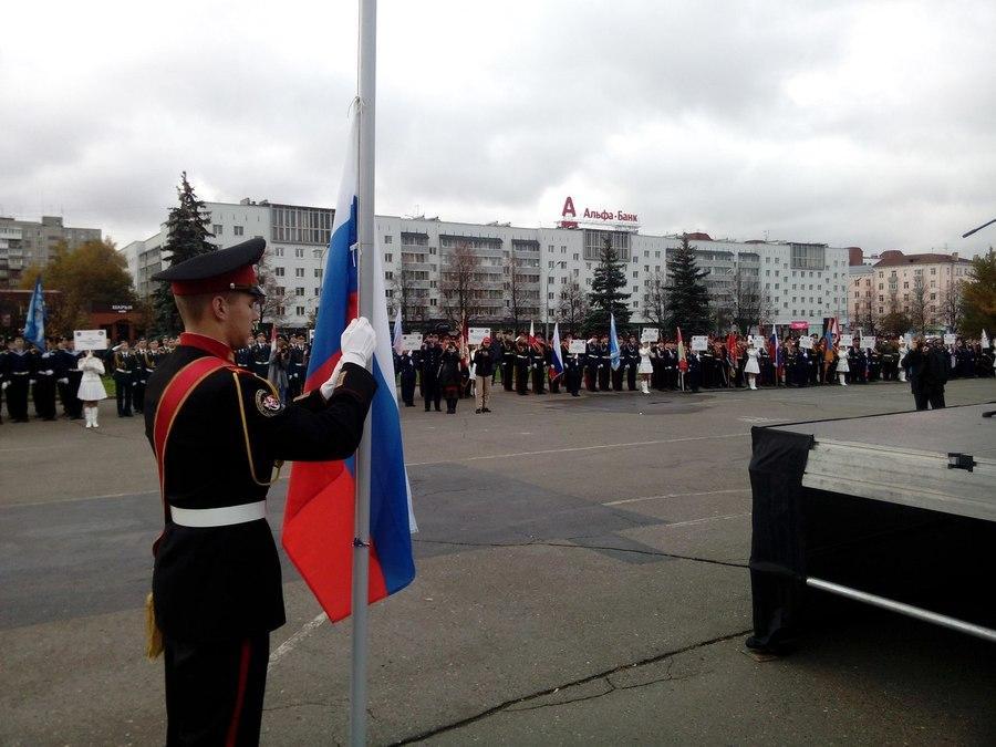 В Перми открылся всероссийский фестиваль «Виват, кадет!» - фото 12