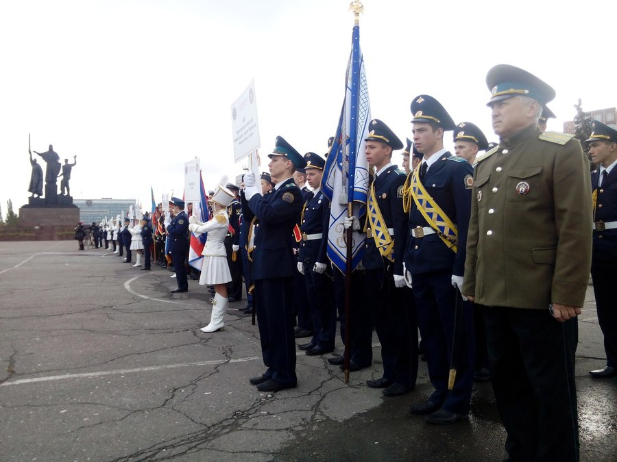 В Перми открылся всероссийский фестиваль «Виват, кадет!» - фото 13