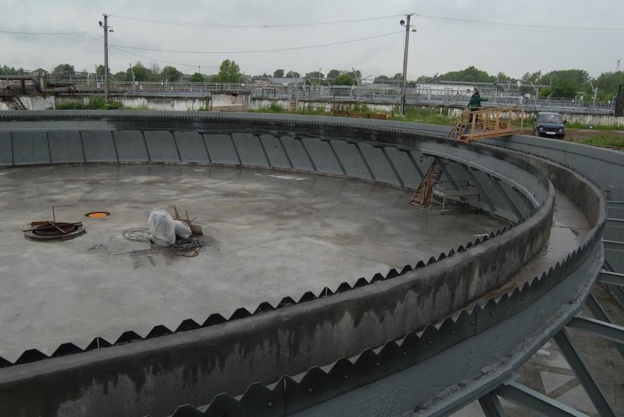 В Перми продолжается реконструкция биологических очистных сооружений - фото 1