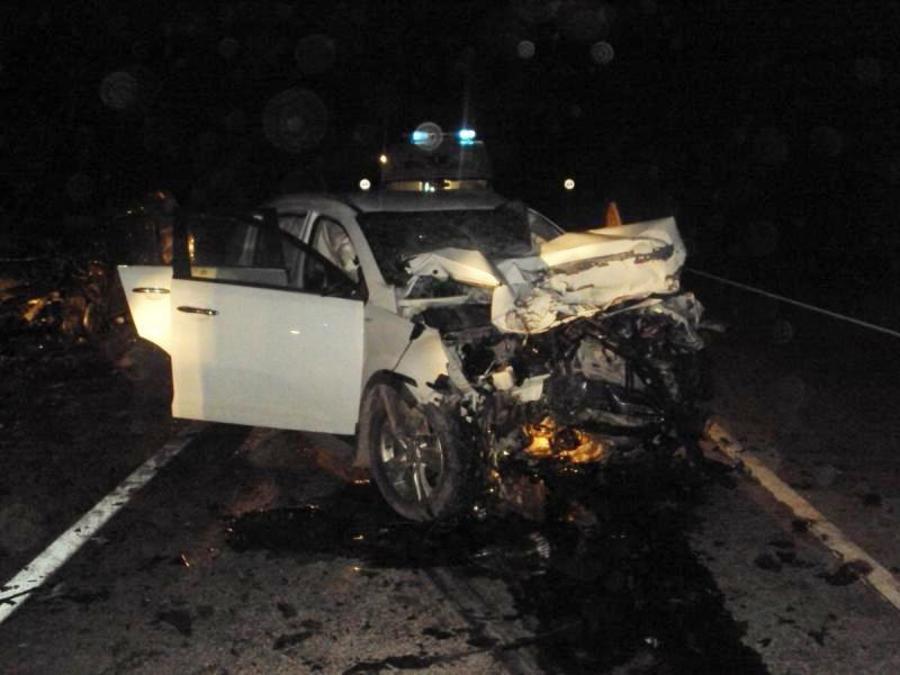 В ДТП на автодороге Пермь - Березники погибла женщина-водитель