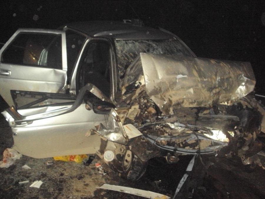 Четыре человека ранены в ДТП на трассе Пермь - Березники