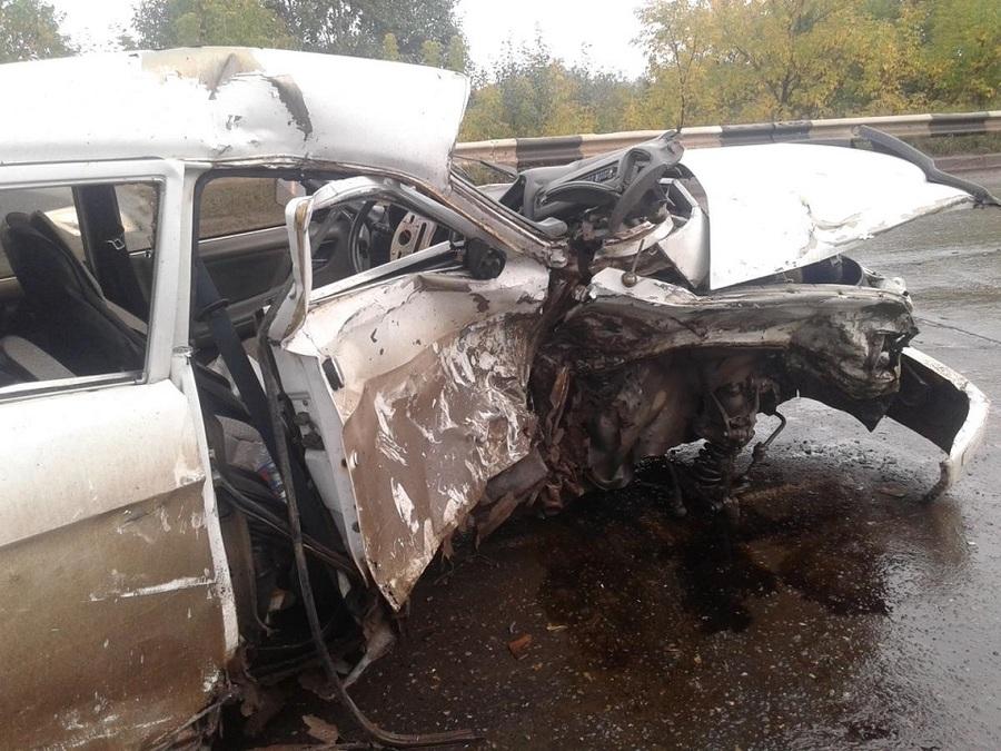 В Перми в столкновении двух автомобилей погиб водитель Гетца